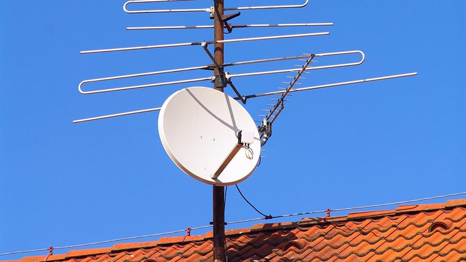 Antenne per la ricezione televisiva